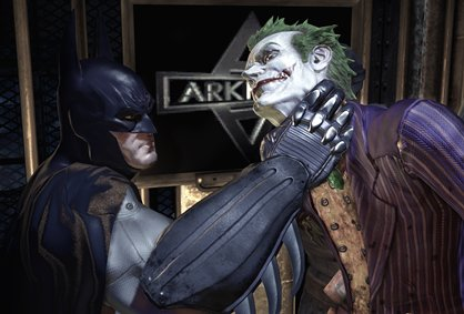 Arkham Asylum video game