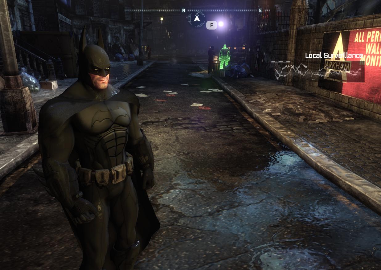 Batman arkham city mod naked galleries