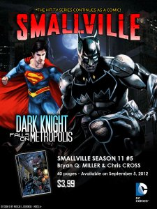 batman on smallville