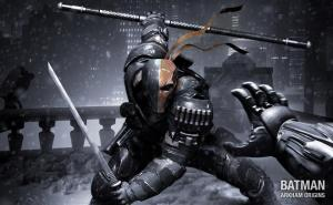 deathstroke artwork