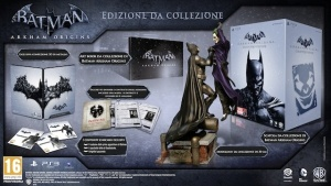 arkham origind collector REAL